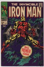 Iron Man Comics (1968 Series)